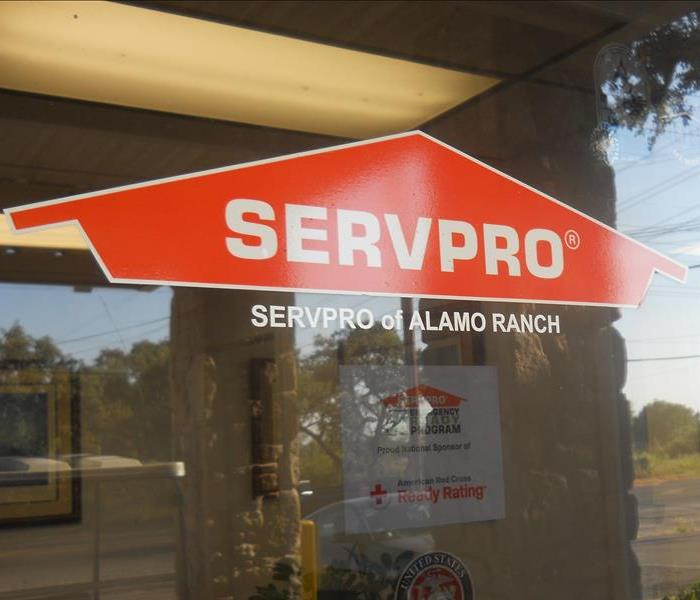 General Meet the crew of SERVPRO Alamo Ranch 8/11/15