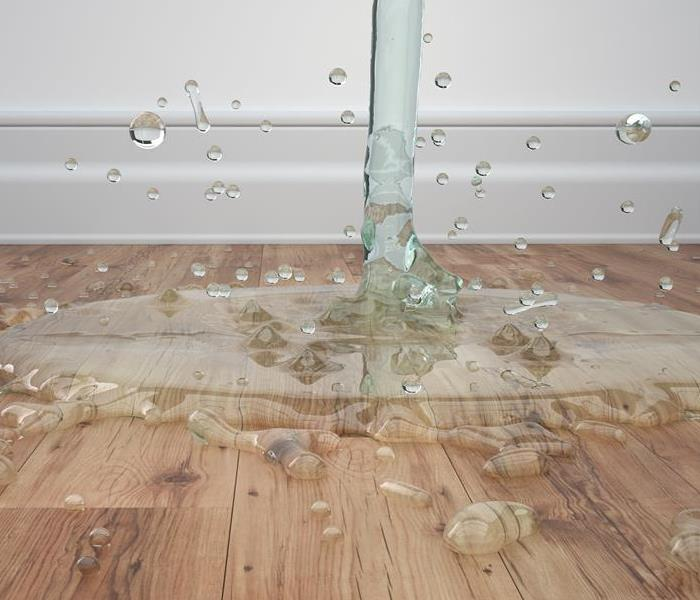 Water Damage Cleaning After a Category Three Flood