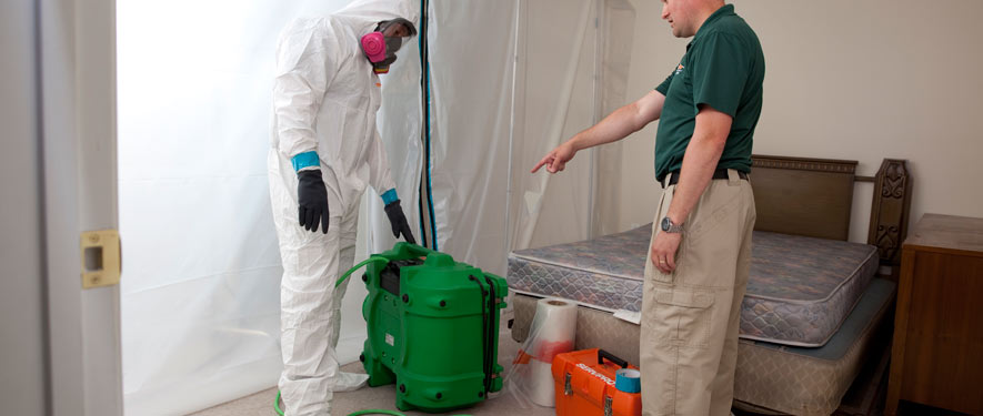 Mold Cleanup And Mold Restoration Servpro Of Alamo Ranch
